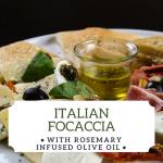 Olivus Floris Italian Focaccia Recipe